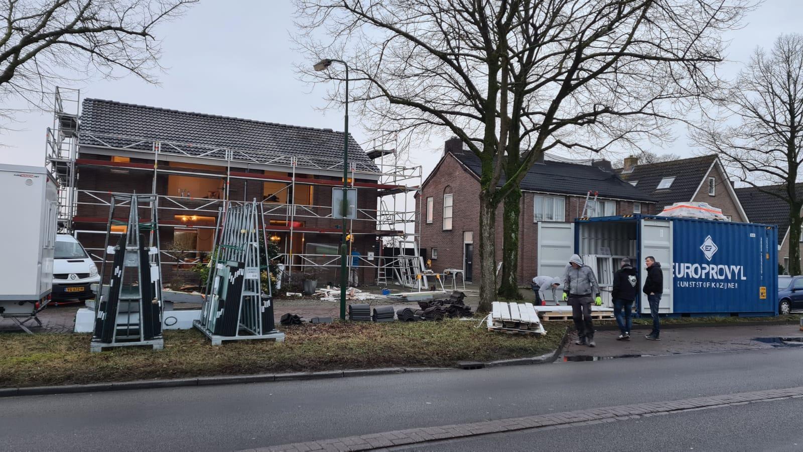 Elst (Utrecht) – Renovatie 16 woningen
